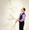 light-juggling-4-rackets-wide-shot