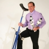 light-unicycle-and-clubs-wearing-tie